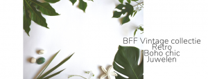 Omslagfoto BFF - tropical vibe